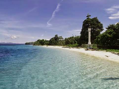 Objek Wisata Pantai Natsepa