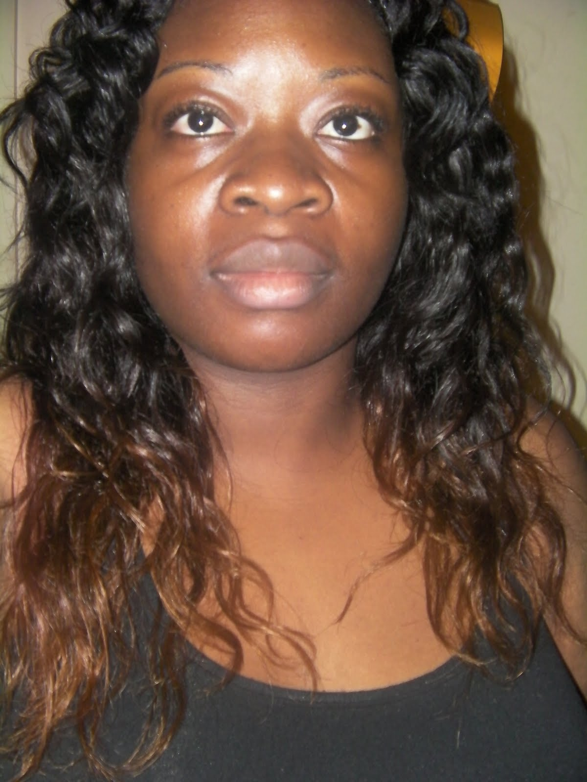 Virgin Brazilian Hair Weave 2 week update
