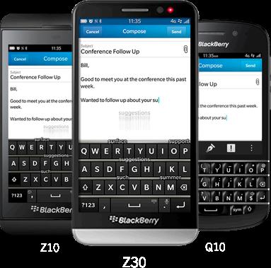 Waterloo, Canadá – 13 de agosto de 2014 – BlackBerry Limited (NASDAQ: BBRY; TSX: BB), líder mundial en comunicaciones móviles, anunció hoy que el smartphone BlackBerry® Z30 ha recibido la distinción Gold en la categoría Producto para consumidores del año de los premios Best in Biz 2014 Awards International, los únicos galardones de negocios independientes otorgados por miembros de la prensa y analistas de la industria. Con el smartphone BlackBerry Z30, BlackBerry redefine la productividad brindándoles a sus clientes una suite de soluciones integrales de productividad diseñadas para que hagan lo que necesitan en el momento que prefieran. Este smartphone