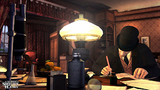 El Testamento de Sherlock Holmes (3)