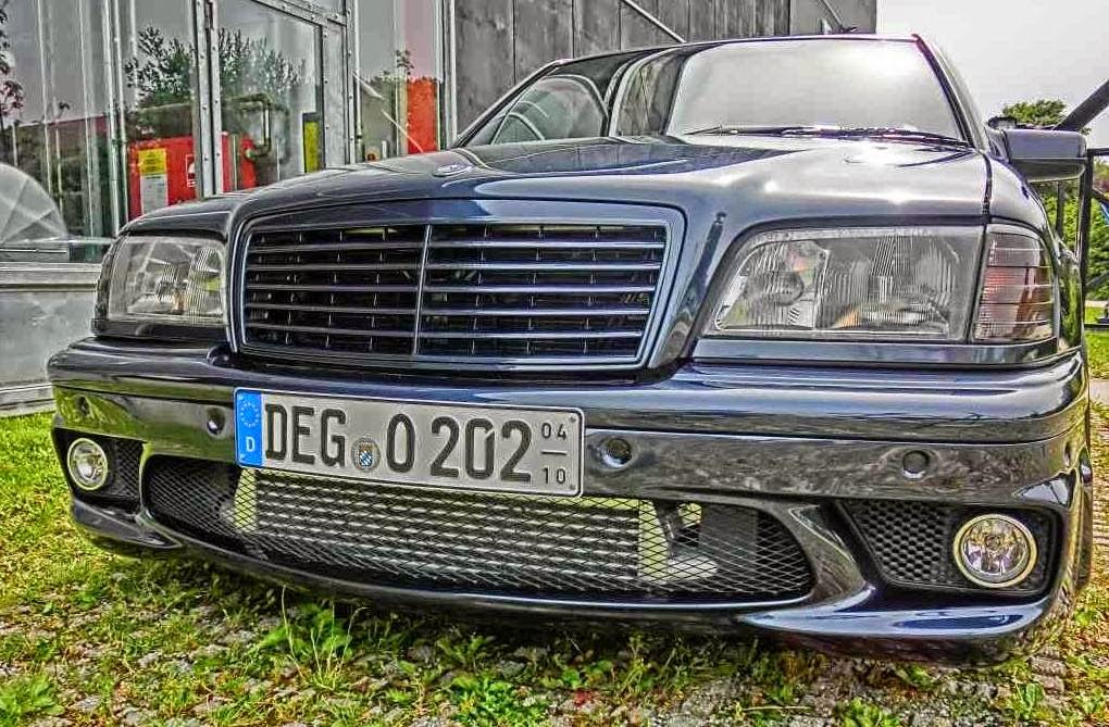 Mercedes benz w202 c230 kompressor benztuning for Mercedes benz c300 turbo kit