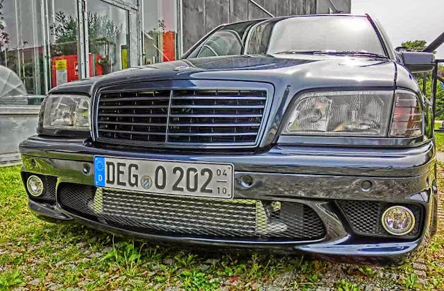 mercedes w202 c230 body kit
