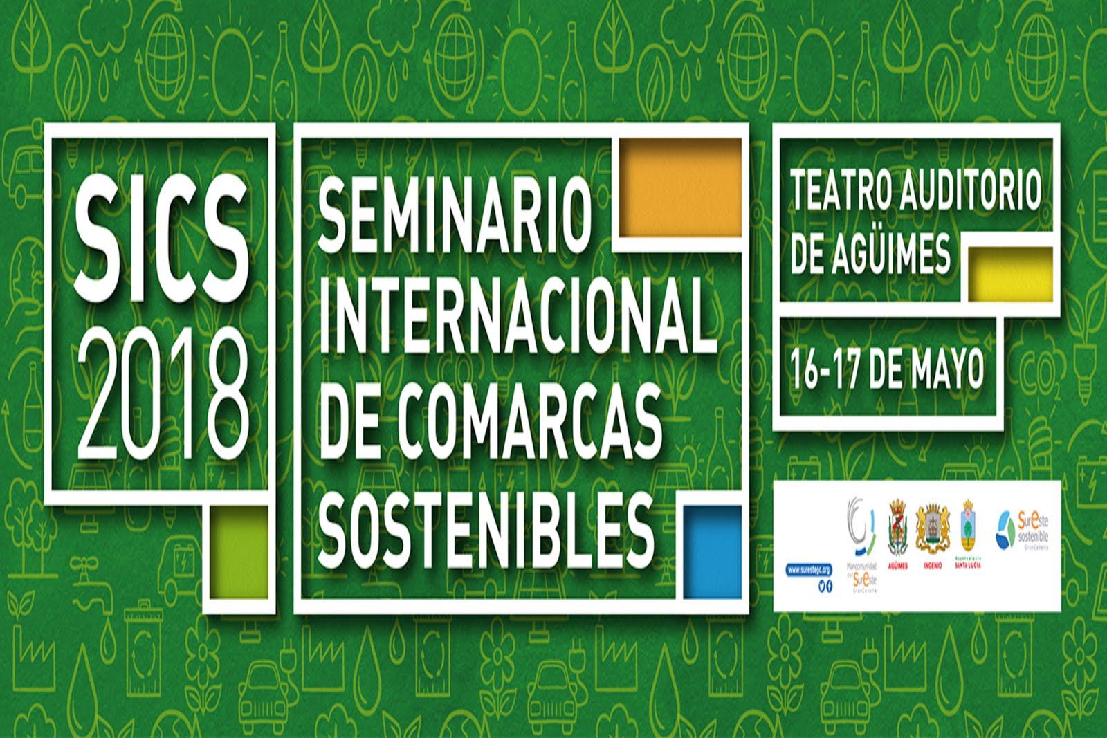 Seminario Internacional de Comarcas Sostenibles 2018