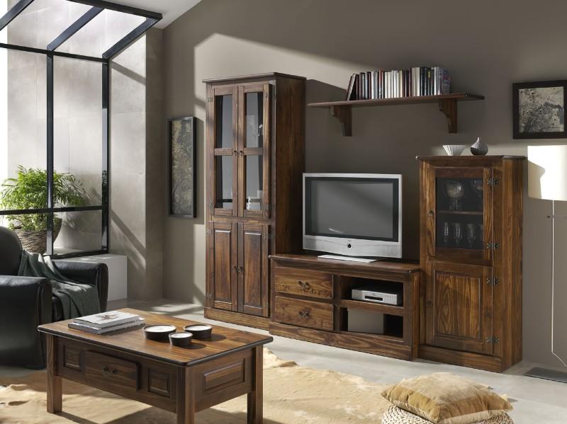 karruzel del hogar muebles de salon rusticos