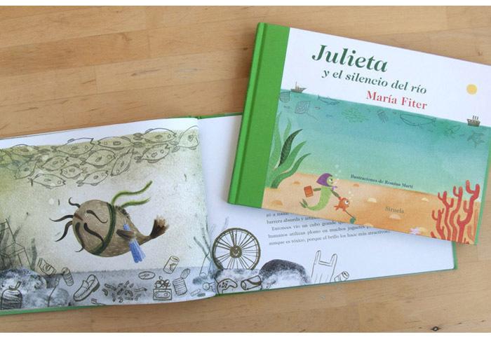 Julieta de la editorial Siruela