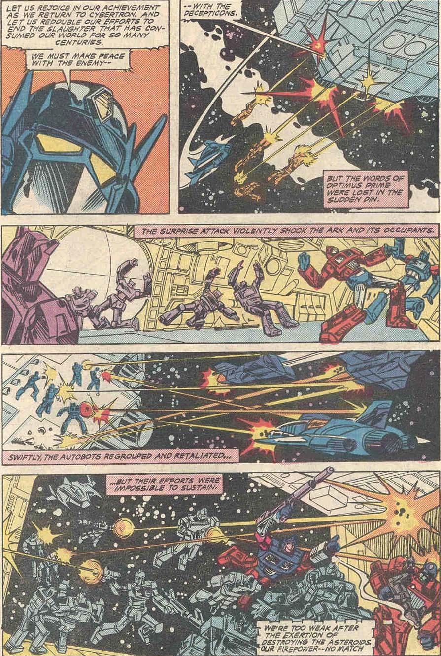 The Transformers (1984) #1 #80 - English 8