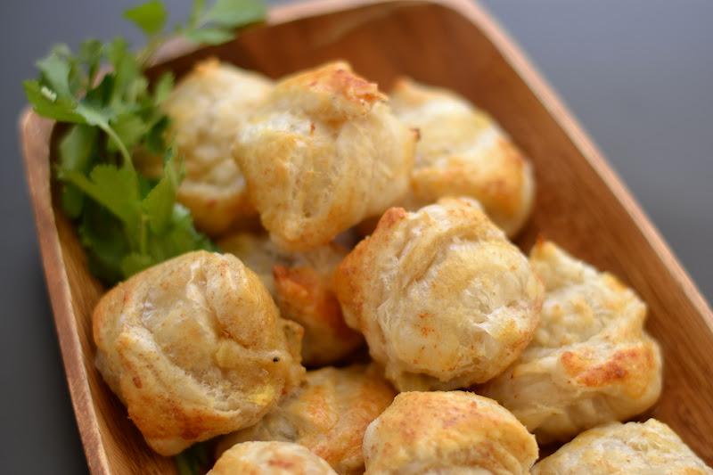 Type A Kitchen: Mini Artichoke Turnovers