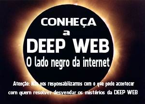 Deep web lado negro internet