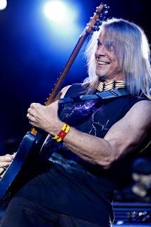 Steve Morse G3 2012 Rio de Janeiro