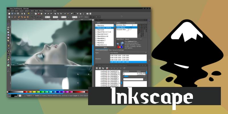 Alternativa Ao Corel Draw Para Linux Conhe A O Inkscape