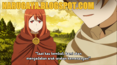 Maoyuu Maou Yuusha 03 Subtitle Indonesia