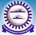 Naval Dockyard Visakhapatnam Logo