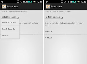 Download Official Framaroot .apk Full