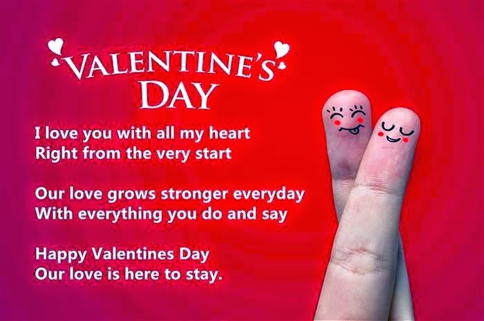 Happy Valentine Day 2015 Quotes Wishes Messages Poems Cards – Valentines Cards Messages