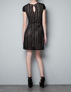 zara siyah elbise | zara siyah abiye modeli