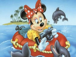 Gambar Minnie Mouse