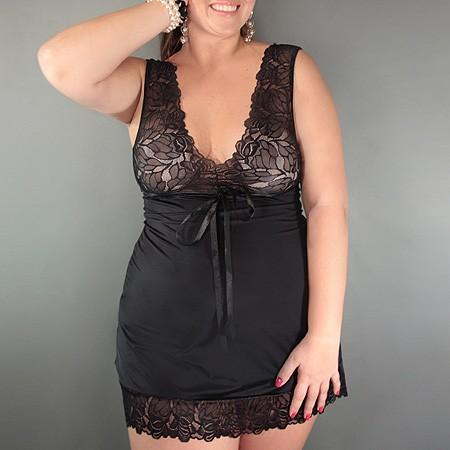 Tendências de lingerie 2013/2014 para gordinhas (Plus Size)
