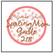 Stay tuned for our SPOILING MOM gift guide  and our SPOILING DAD gift guide!