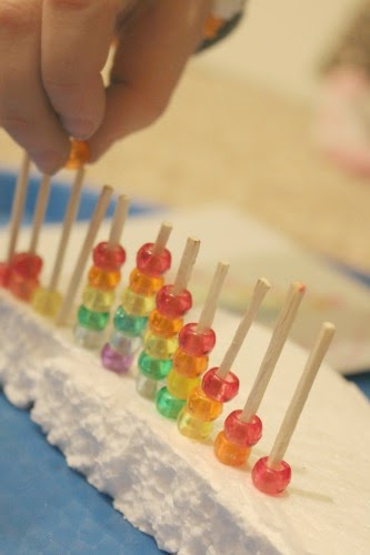 Build a rainbow stem activity school time snippets for Fine motor activities for kindergarten