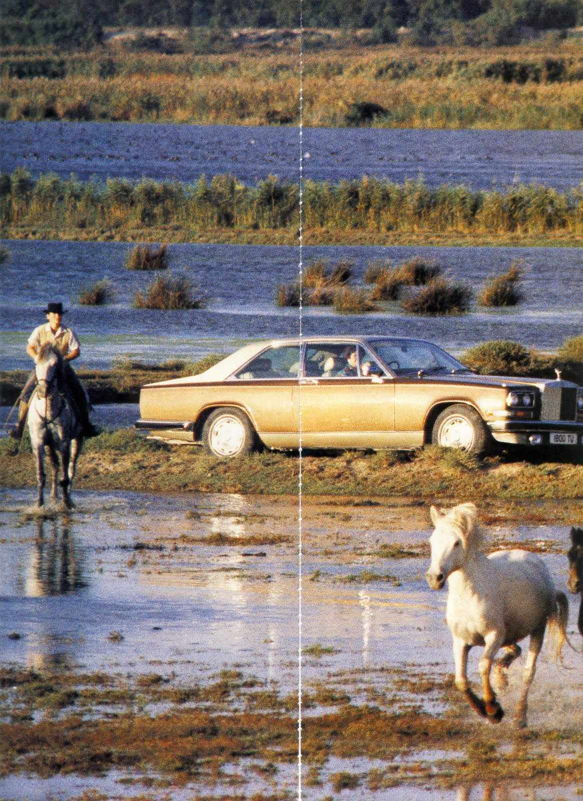 1200TU, a Bentley Camargue