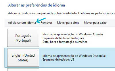 Como traduzir o Windows 8 para vários idiomas