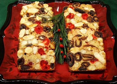 Fruit Cake With Brazil Nuts And Maraschino Cherries