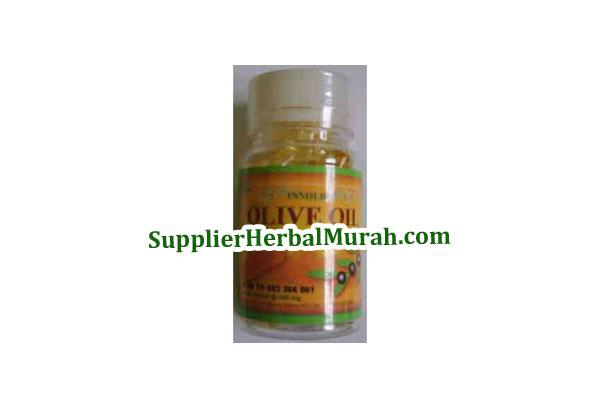 Innolife Olive Oil (Minyak Zaitun dalam Kapsul)