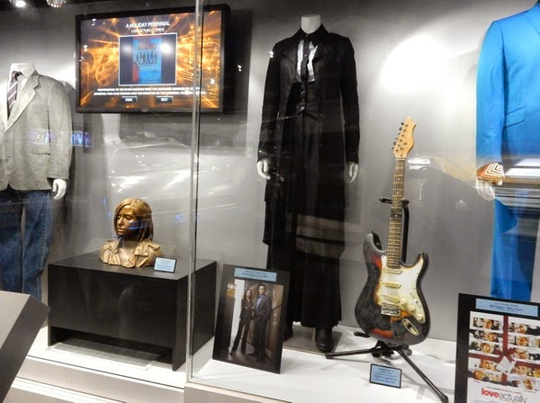 Warehouse 13 costume and prop exhibit