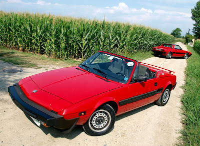 Bertone X1/9 GT Cabrio 1987