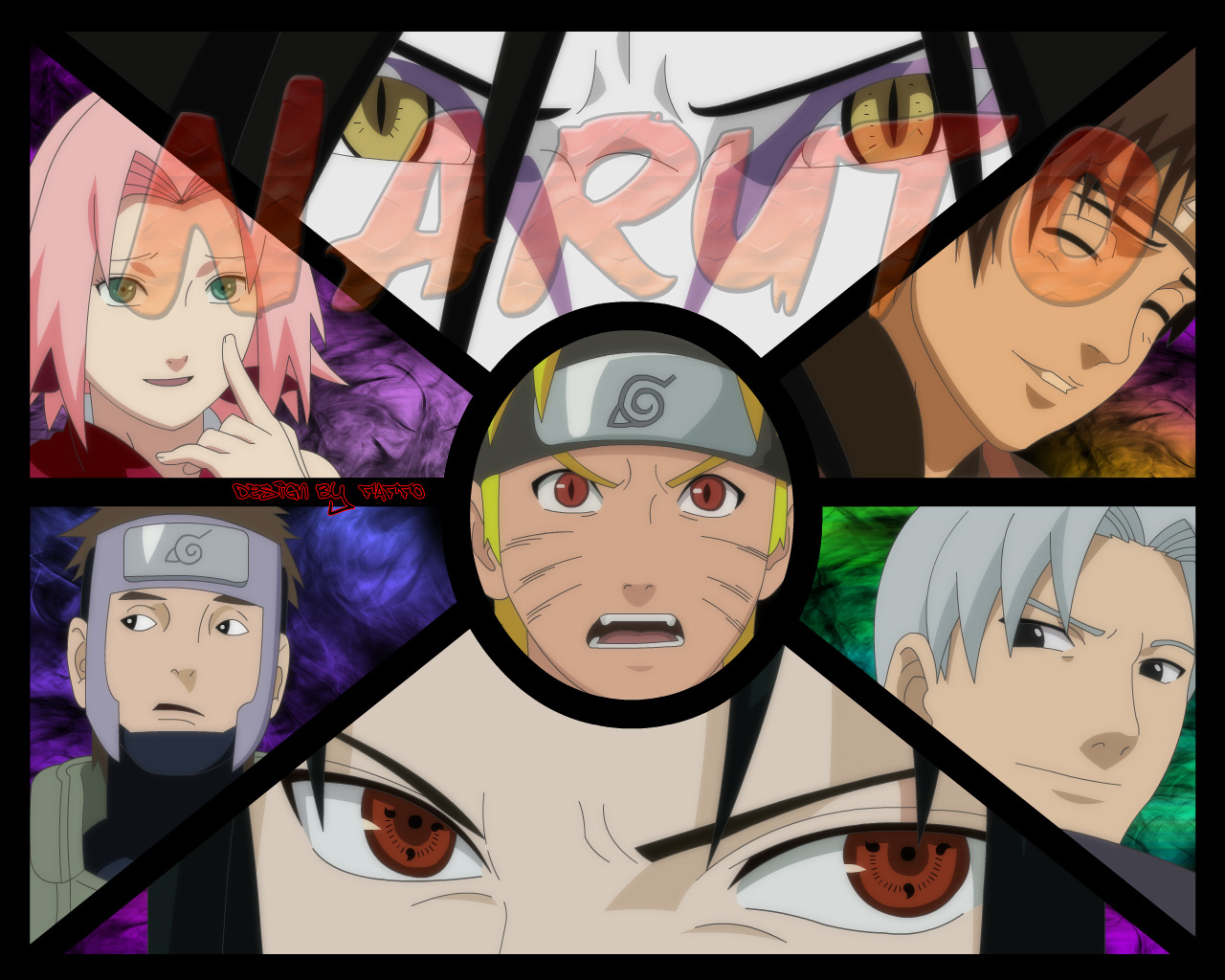 Naruto HD & Widescreen Wallpaper 0.956041999210904