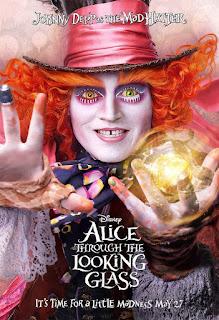 Alicia a través del espejo desvela tráiler y carteles 4
