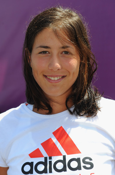 Garbine Muguruza Blanco Hot