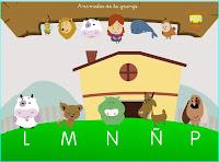 Diviértete con los animales y las letras