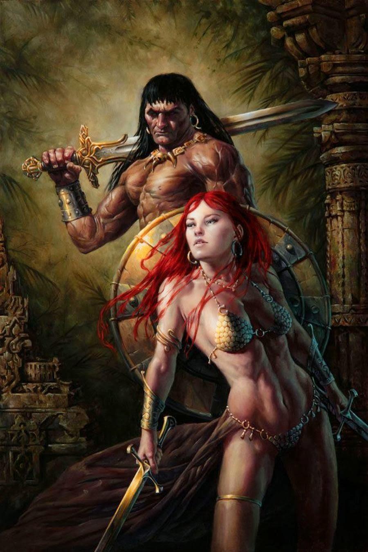 Fantasy female slaves pornos image