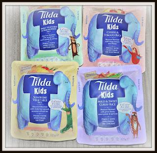 Tilda, rice