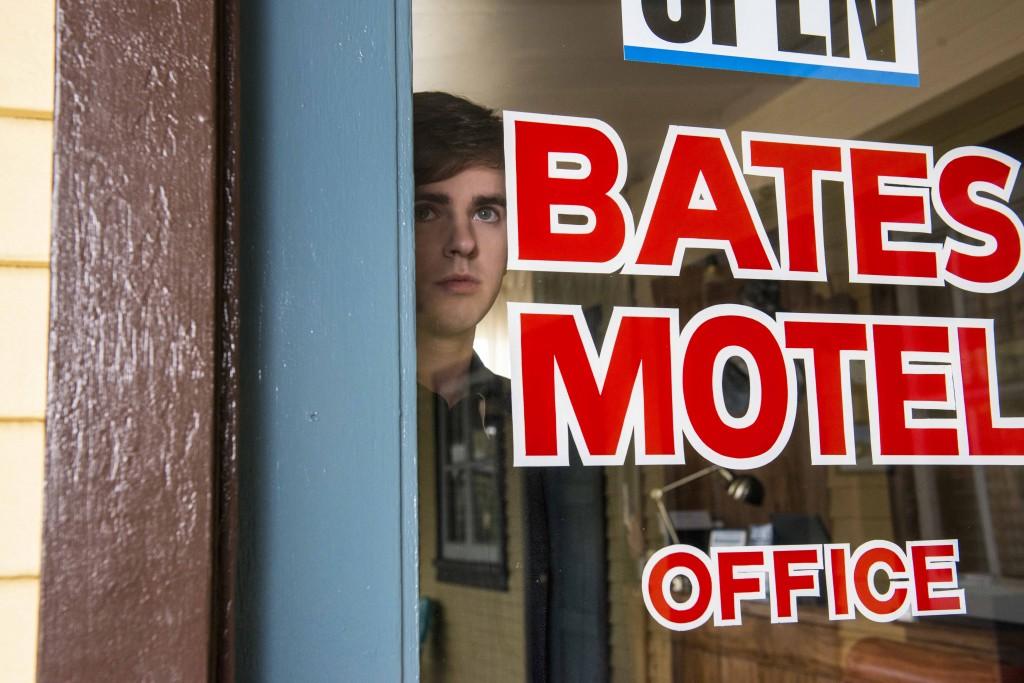 Bates Motel primeiras imagens