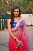 Priyanka photos in saree-thumbnail-7