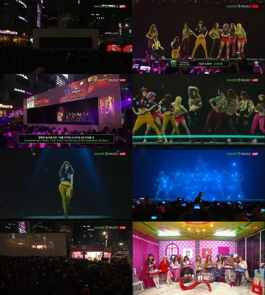 SNSD Virtual Concert 6