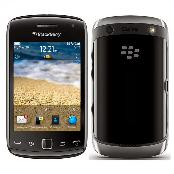 Harga Dan Spesifikasi BlackBerry Curve 9380