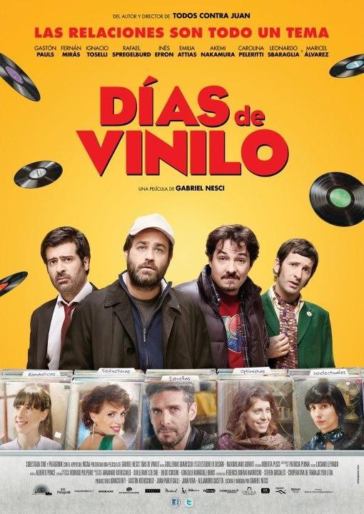 Días de vinilo (2012)