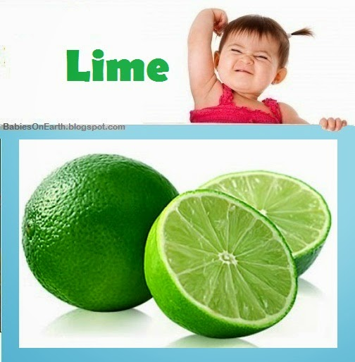 Baby Lime