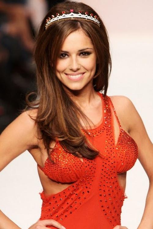 Cheryl Cole Hairstyles 7