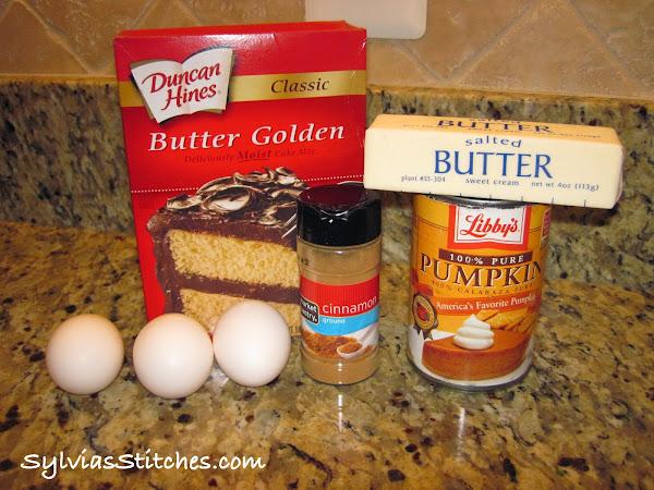 Easy-Peasy Pumpkin & Cake Mix Cupcakes