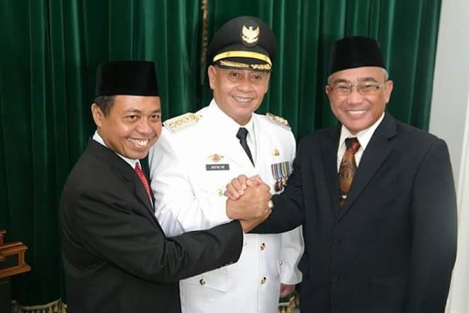 PeJabat Walikota Depok Dilantik