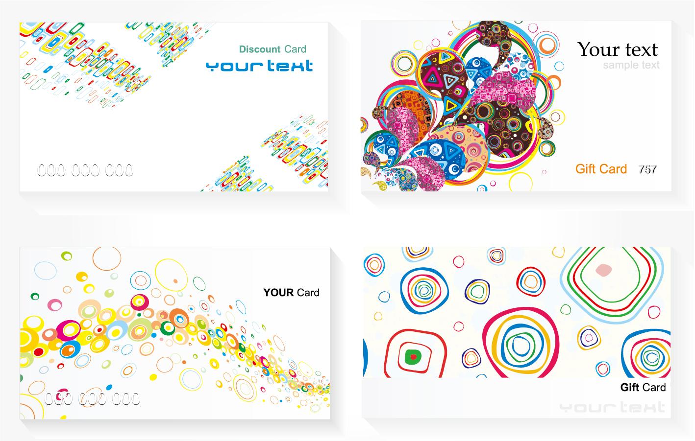 グローバルフォント フォント飾り : 流行のカード デザイン ...