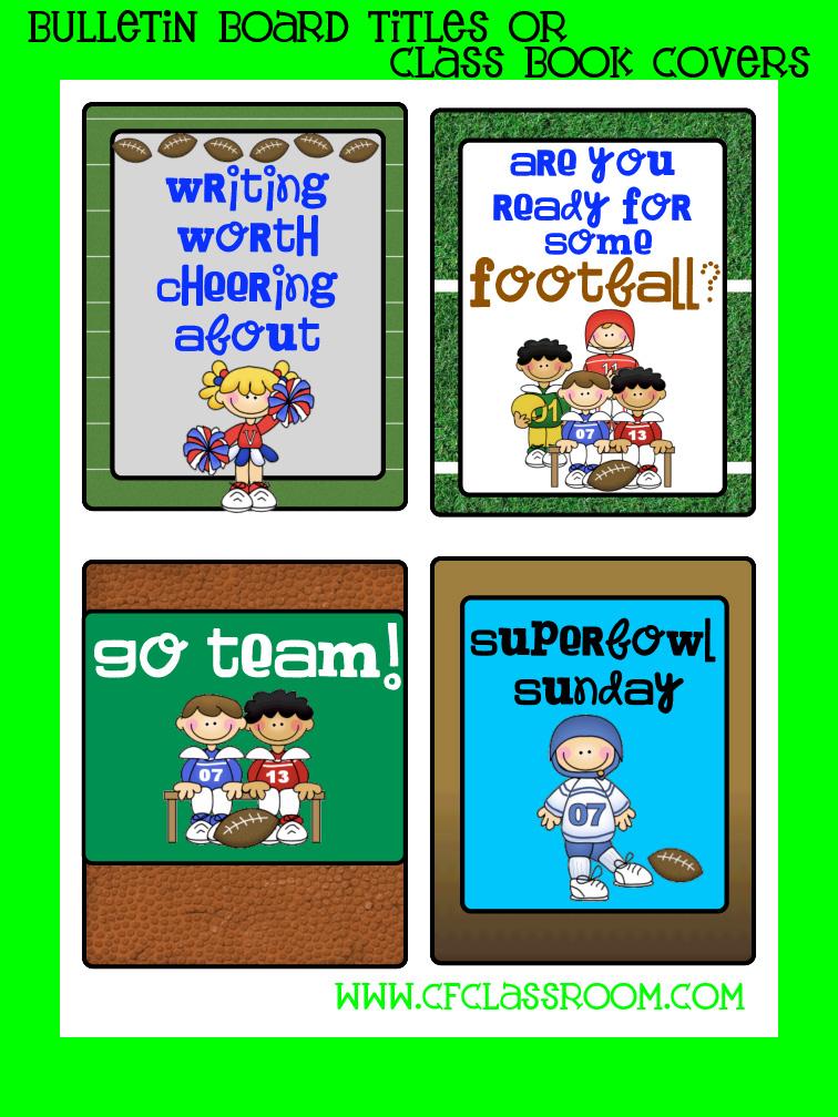 Football Writing Paper
