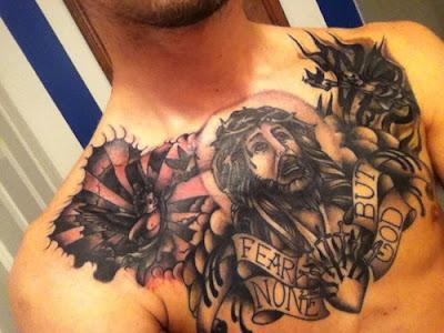 Religious Tattoos - Jesus Tattoos