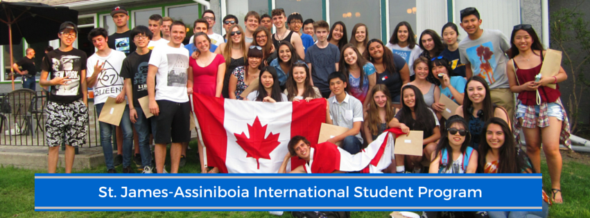 St. James-Assiniboia International Student Program