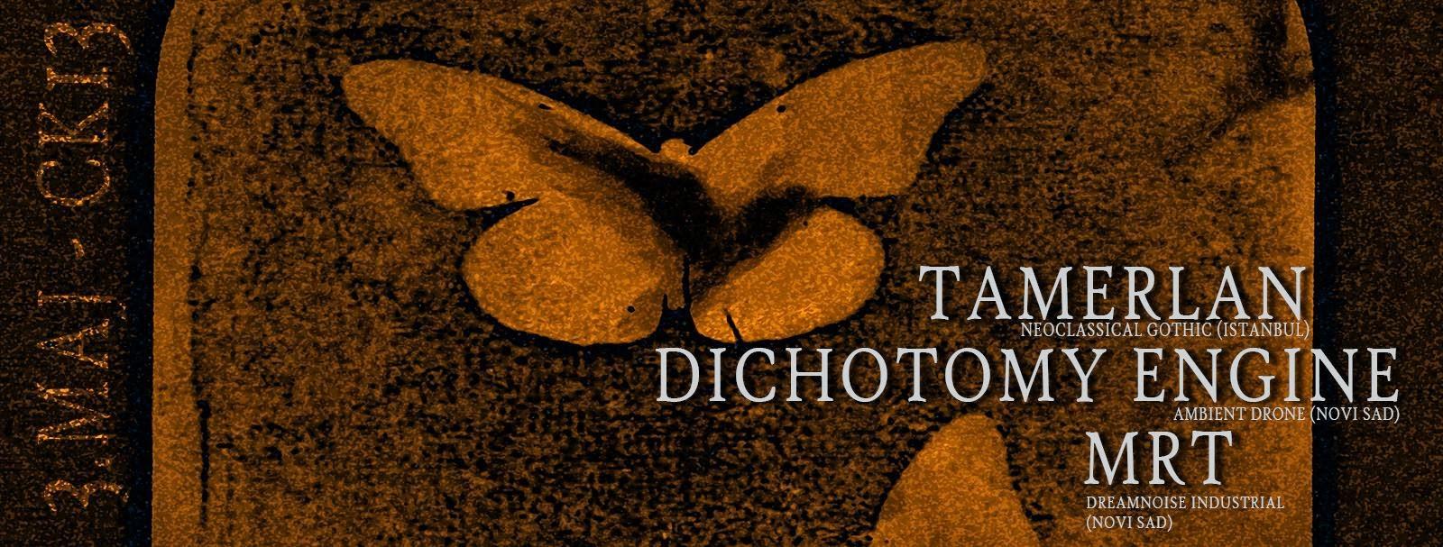 Dichotomy Engine gig with Tamerlan, MRT