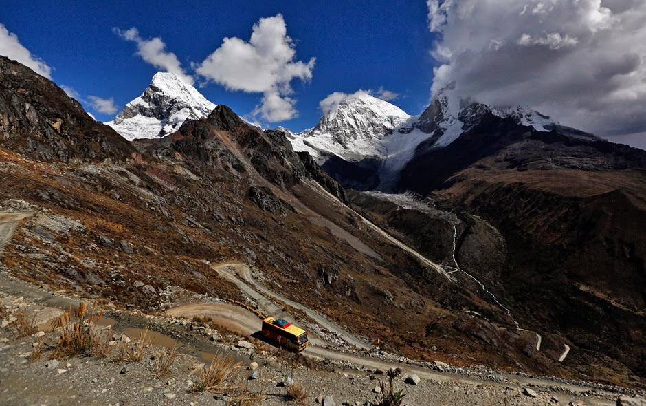 Gletscherschwund Südamerika
